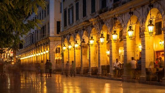 Liston Corfu